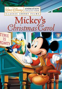 What mwaka was Mickey's krisimasi Carol released?