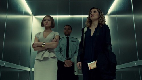 Where did Rachel send Delphine to?