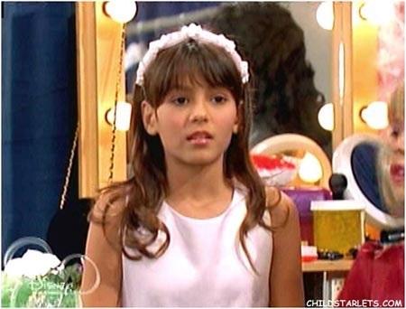 Who portrayed Rebecca?