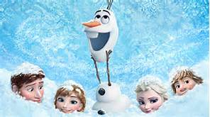 What Was The Title Of What Frozen Was Based On?