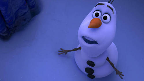 Olaf has