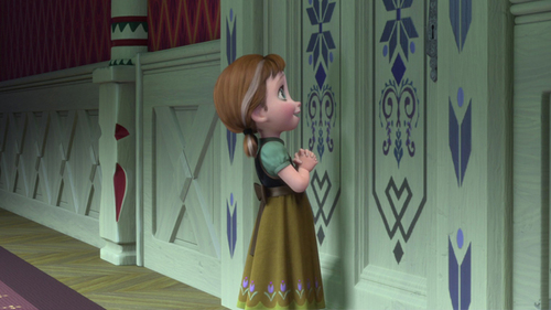 "How many times did Anna sagte 'snowman' in the song -""Do Du wanna build a Snowman""?"