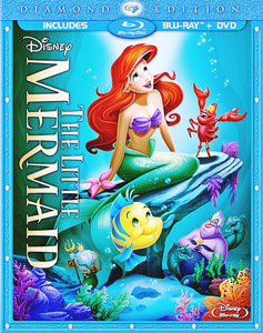 ★ When was The Little Mermaid: Diamond Edition released on Disney Blu-Ray? ★