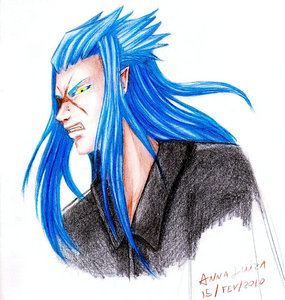 What ELEMENT does Saix resemble