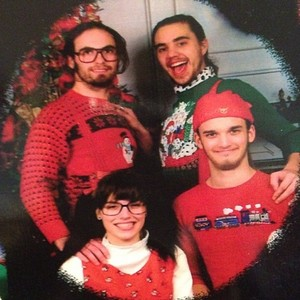 Christmas Greetings from the music bands: who are they?