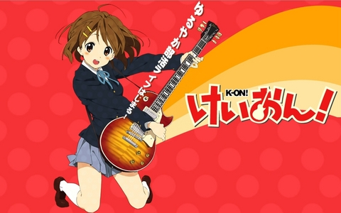 What kind of electric guitar does Yui plays?