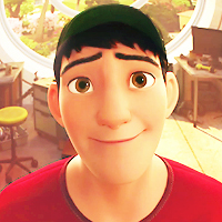 What is the name of Hiro's older brother?