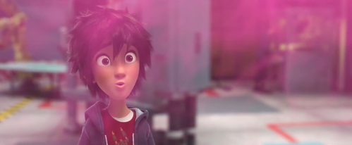 What is Hiro's favourite colour?