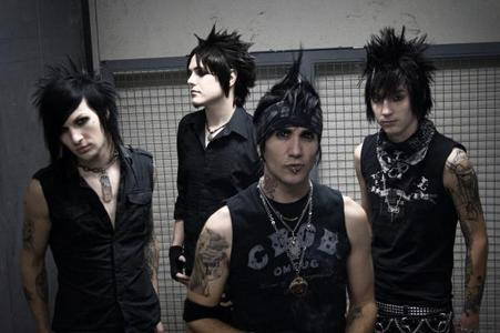 What band were Jinxx and Jake in together before Black Veil Brides?
