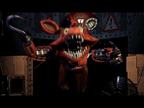 What's the only way to prevent Foxy from Jumpscaring you in