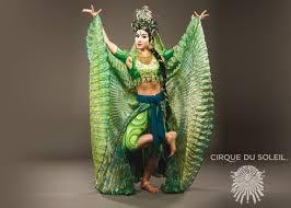 In Dralion, Oceane is the goddess of which element?