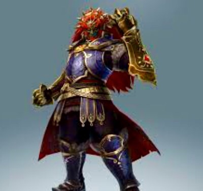 How many games Is ganondorf for In