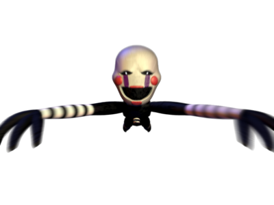 What's the only way to prevent The Puppet from jumpscaring you? (No cheating)
