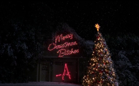 navidad in the TV: what serie is this picture from?