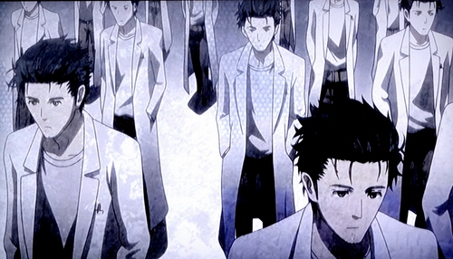 What is Okabe's favorite drink?