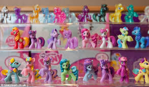 Who Created The MLP PLastic Toys?