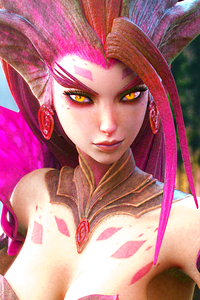 What's the name of Zyra Passive ?