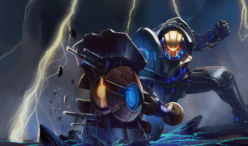 When Jayce was under production, his name was  ___________ ?
