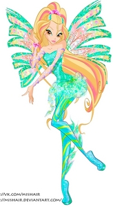 How did Daphne earn her Sirenix?