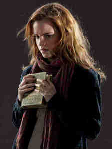 How old was Hermione when she actually learned to read?