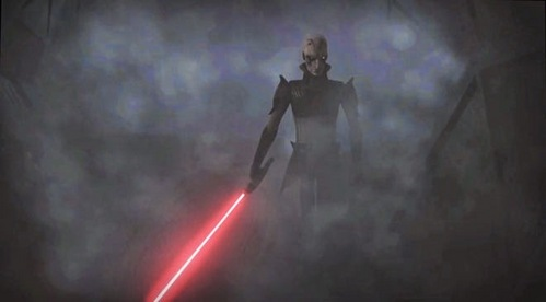 Is the Inquisitor a sith?