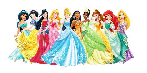 In January 2012, the Disney Princesses got a New Makeover, but who was the first Princess to get one?