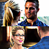 What Oliver say next??? Oliver: Felicity…? Would আপনি like to go out to ডিনার with me? Felicity: I'm being serious here, Oliver....Oliver:..??