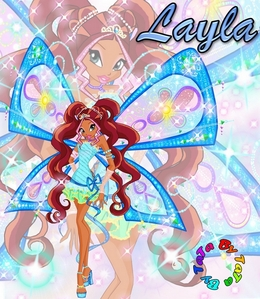 What does Layla mean?