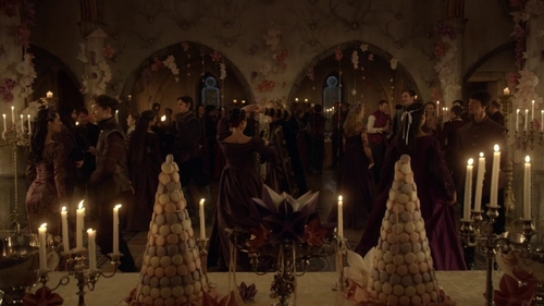 """What celebration takes place in """"Sins of the Past"""" (2x13)?"""