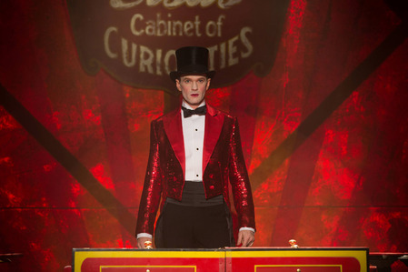 AHS Freak Show: Which is Chester's first chapter?
