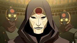 Easy: Amon's real name is?