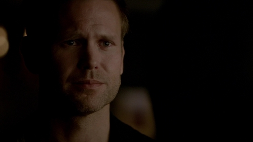 How does Alaric reacts when Jo tells him what Kai has said to her?