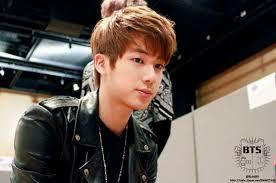 If the other members were girls, who would Jin date?