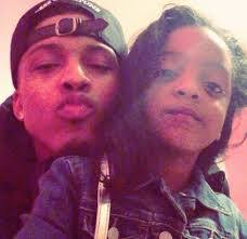 Name Of August Alsina  Youngest Niece ?