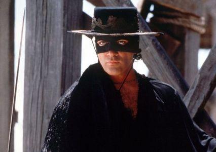 The Mask of Zorro (1998) - Who is Zorro ?