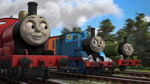 2015 marks how many years of the Thomas Franchise (Railway Series included)?