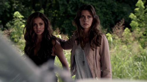 Katherine and Nadia are