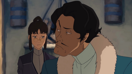 When Varrick wants Zhu Li to do something, he says: