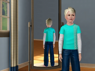 I transformed a few Adults into kids. Who is this kid here #7
