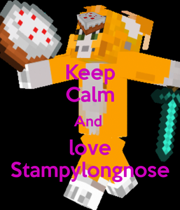 Who does Stampy like most cake 或者 lee?