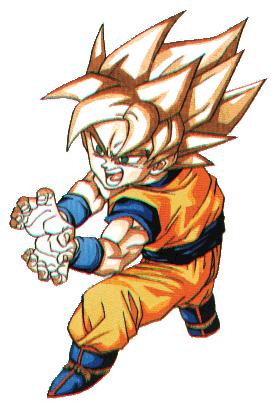 Who is Goku's father?