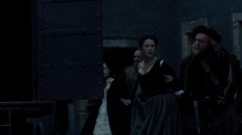 "Why are Claire and Geillis arrested at the end of ""By the Pricking of My Thumbs"" (1x10)?"
