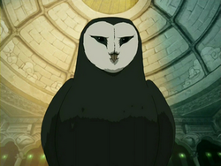 This owl is named: