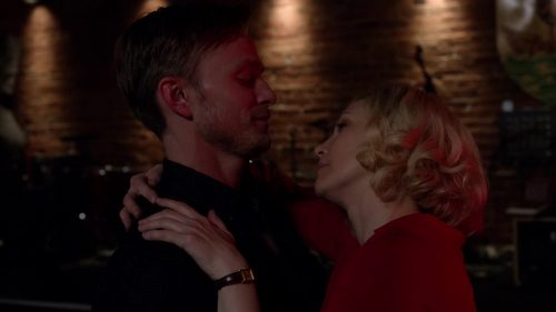 "What does Norma say to this man in ""Norma Louise"" (3x06)?"