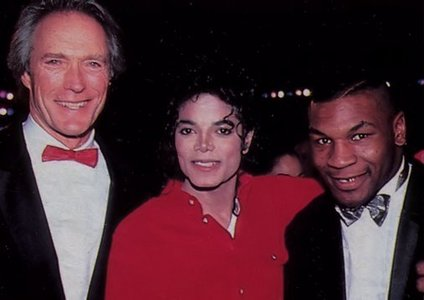 Michael with ?