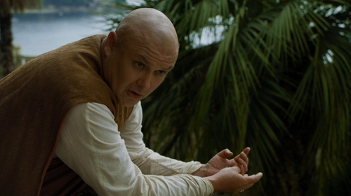 """What family house does Varys support, according to what he says to Tyrion in """"The Wars To Come"""" (5x01)?"""