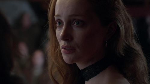 "What is the meaning of the number Geillis say to Claire in ""The Devil's Mark"" (1x11)?"