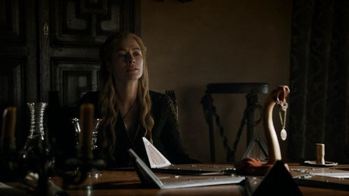 "According to Cersei in ""The House of Black and White"" (5x02), how many necklaces like that are in the world?"