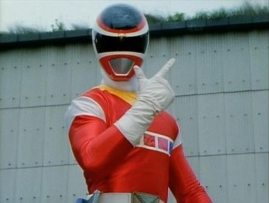 Who is the actor that portrays the role of this Ranger?