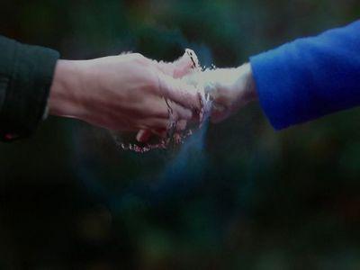 These hands belong to Regina & Robin?